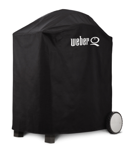 weber grill abdeckhaube premium f r weber q 300 q 320. Black Bedroom Furniture Sets. Home Design Ideas